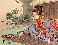 琴の歴史 | 【琴・三味線の販売...